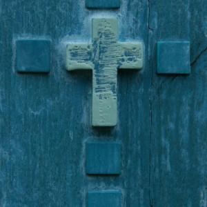 Small Blue Cross