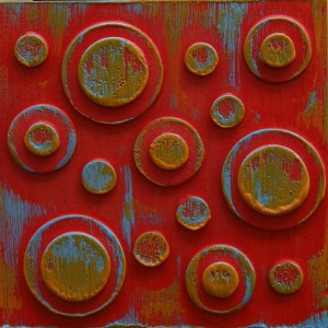 Small Red Circles