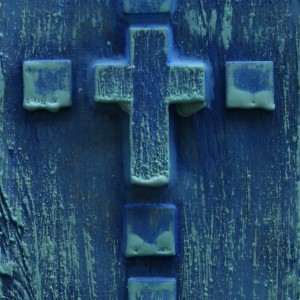 Small Blue Cross 2